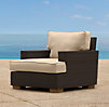 Del Mar Lounge Chair Espresso