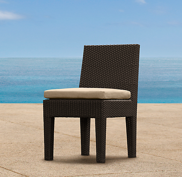 Del Mar Side Chair Cushion