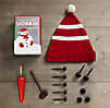 Build Your Own Snowman Kit