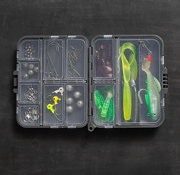 Tackle Box and Accessories