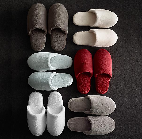 Luxury Plush Slippers