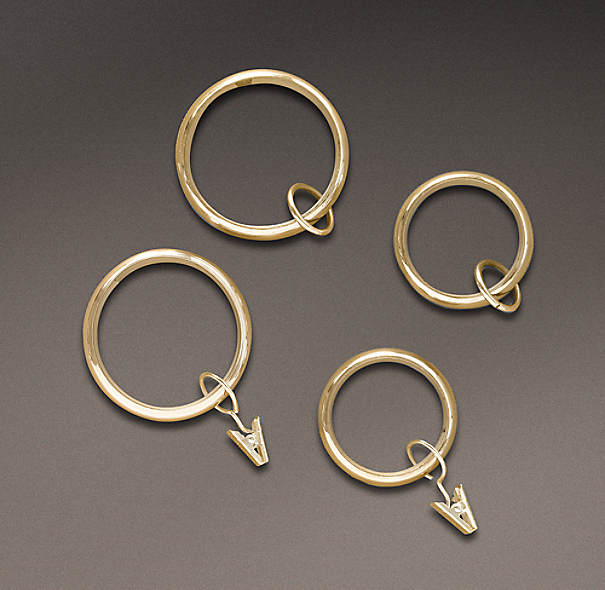 Estate Rings Brass (Set of 7)