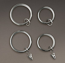 Estate Rings Silver (Set of 7)