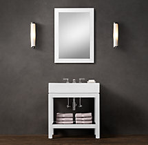 Hutton Single Console Sink
