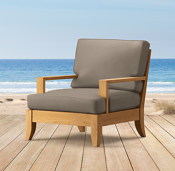 Santa Barbara Lounge Chair Cushions