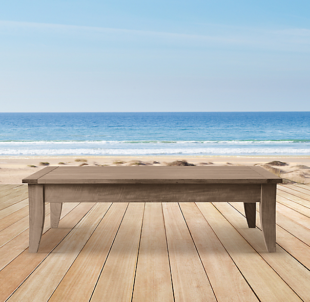 Santa Barbara Coffee Table
