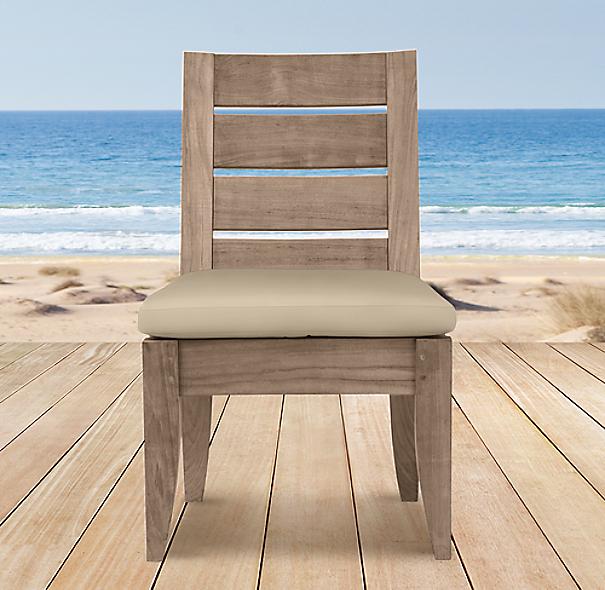 Santa Barbara Side Chair Cushion