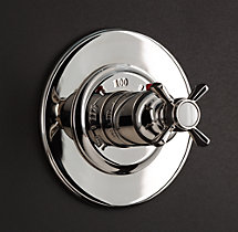 Lugarno Thermostatic Shower Valve & Trim Set