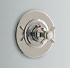 Vintage Thermostatic Shower Valve & Trim Set