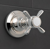 Lugarno Flow Control Valve & Trim Set for Thermostatic Systems