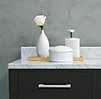 Hutton Double Vanity Sink Dark Espresso