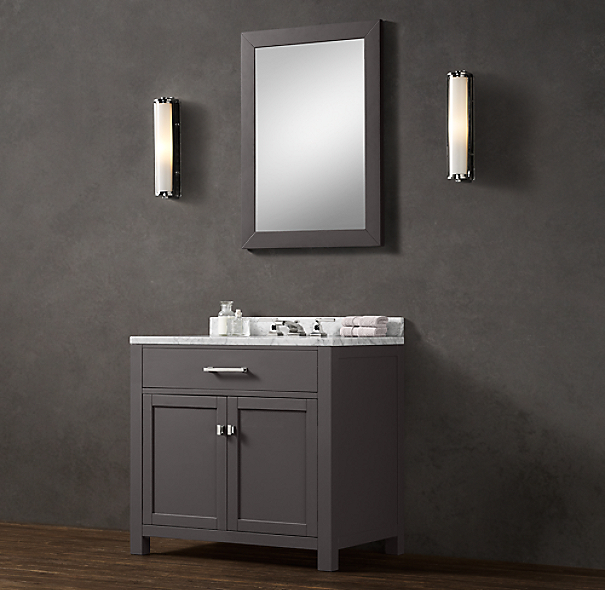 Hutton Single Vanity Sink