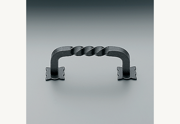 Gunmetal Twist Pull