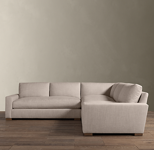 Maxwell Upholstered Build Your Own Sectional