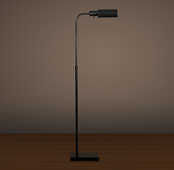 Classic Adjustable Task Floor Lamp