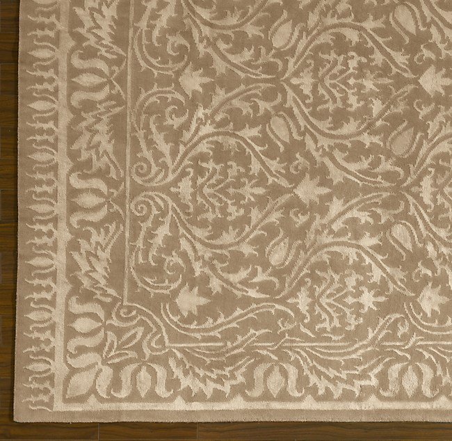 Tapestry Tibetan Rug