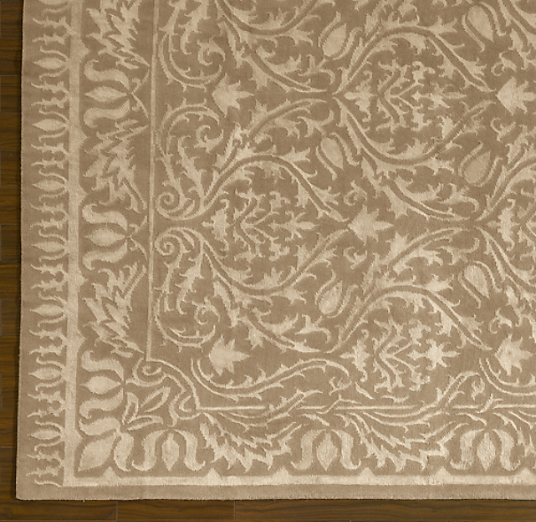 Restoration Hardware - Tibetan Rug Inspired by Antique Tapestry