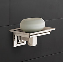 Dillon Wall-Mount Soap Dish