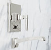 Dillon Balance-Pressure Tub & Shower Valve & Trim Set