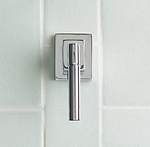 Modern Flow Control Valve & Trim Set for Thermostatic Systems