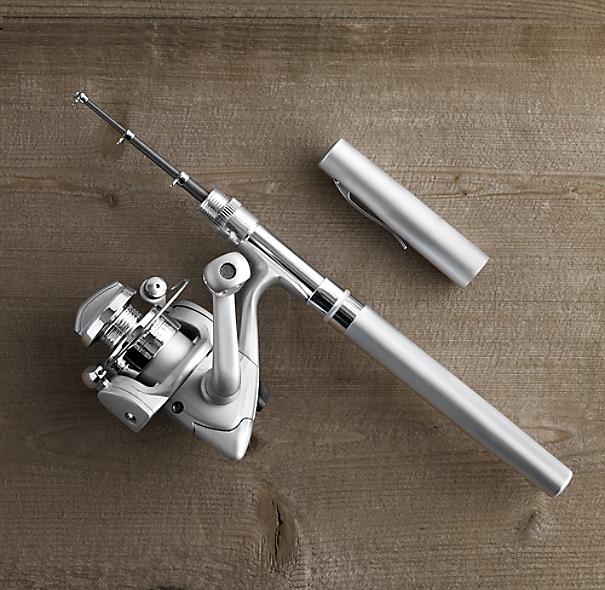 Pocket fishing pole for Pocket fishing rod