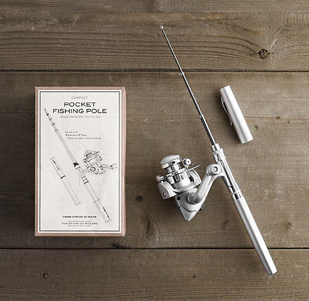 Retractable Pocket Fishing Pole