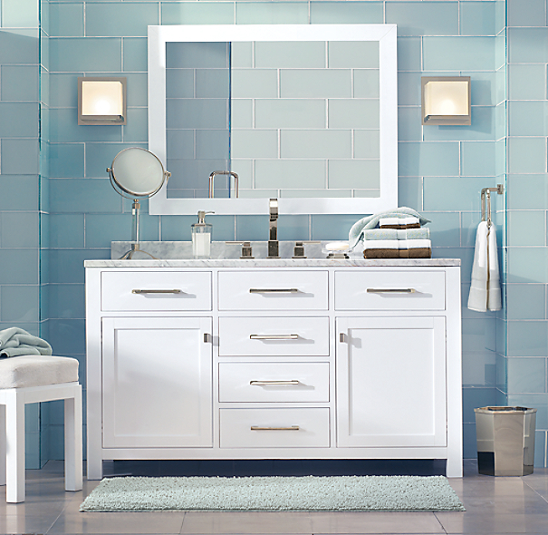 Hutton Extra-Wide Single Vanity Base