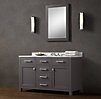 Hutton Extra-Wide Single Vanity