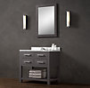 Hutton Single Washstand