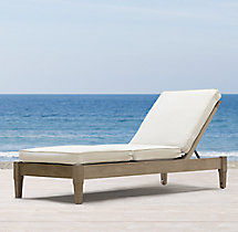 Santa Monica Chaise Cushion