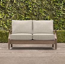 """57"""" Santa Monica Luxe Sofa Cushion"""