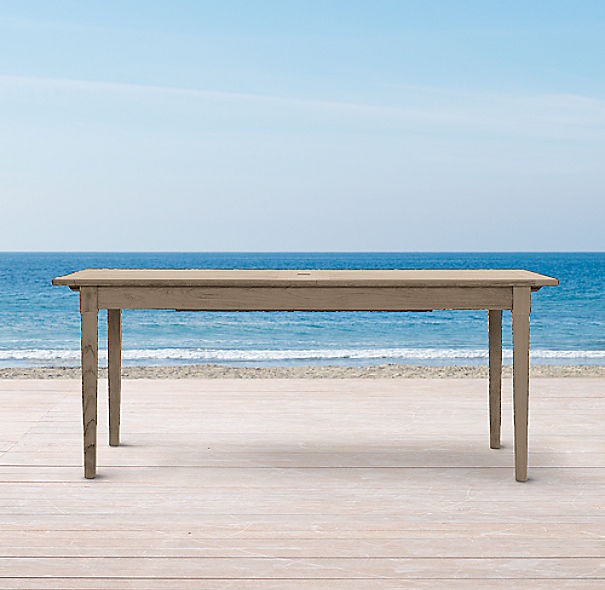 "71"" Santa Monica Rectangular Dining Table"