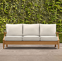 "78"" Santa Monica Sofa Cushions"
