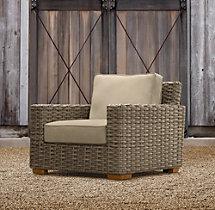 Antigua Lounge Chair Cushion