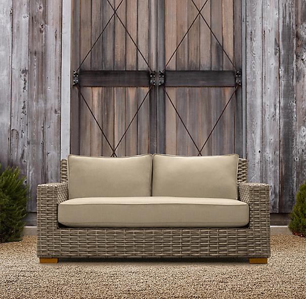 """64"""" Antigua Sofa Cushions"""