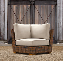 Antigua Corner Chair