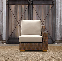 Antigua Right-Arm Chair