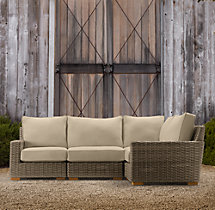 Antigua Sectional