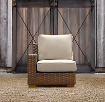 Antigua Left-Arm Chair