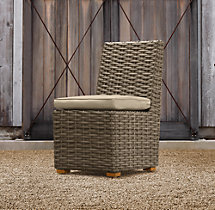 Antigua Side Chair Cushion
