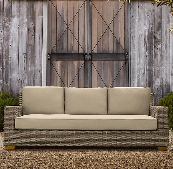 """84"""" Antigua Sofa Cushion"""
