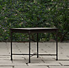 Catalina Side Table Painted Metal