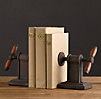 Vise Bookends (Set of 2)