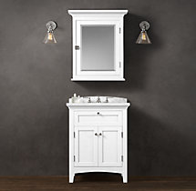 Cartwright Powder Room Vanity Sink