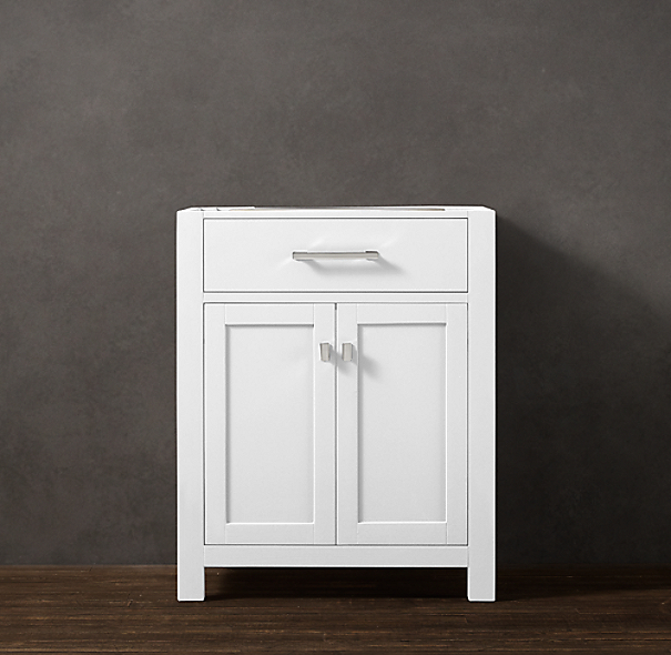 Hutton Powder Room Vanity Base