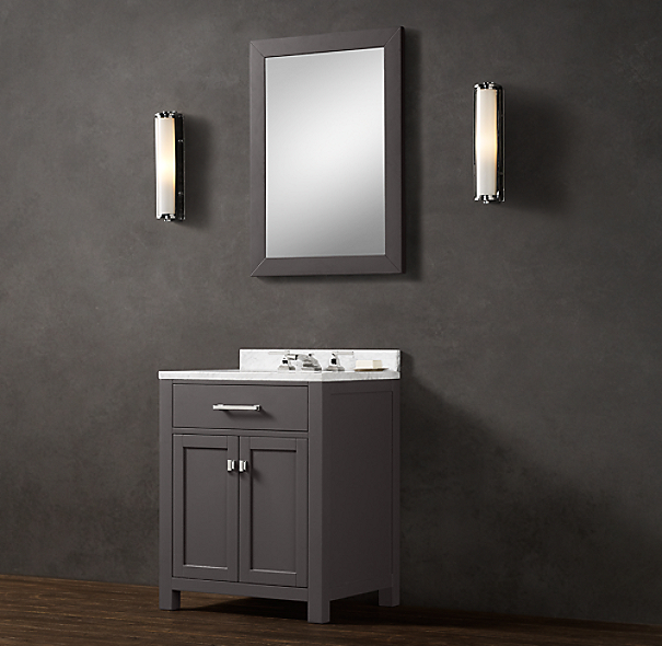 Hutton Powder Room Vanity