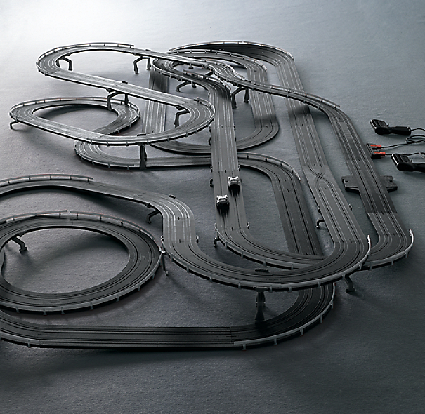 The World's Greatest Shelby® Slot Car Racetrack