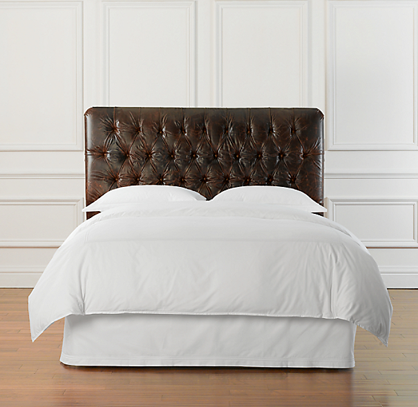 Fairmont Leather Headboard
