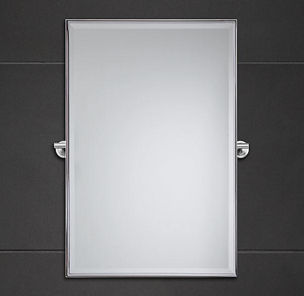 Spritz Rectangular Pivot Mirror