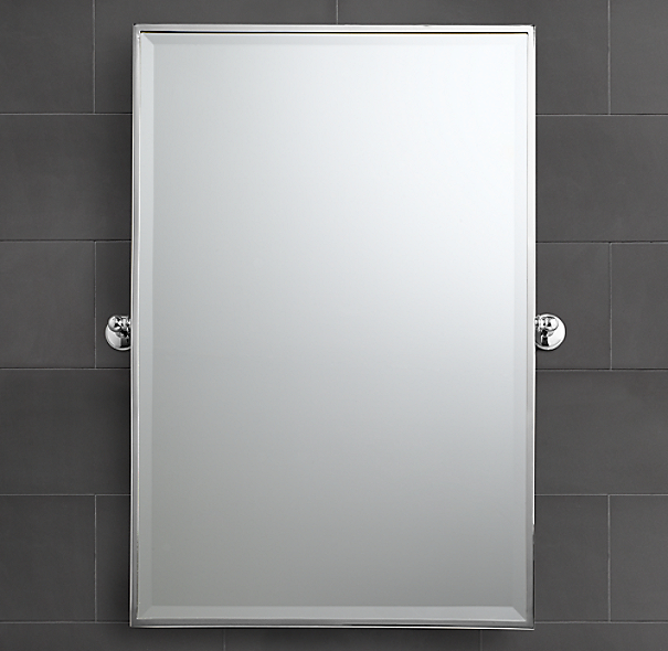 Chatham Rectangular Pivot Mirror